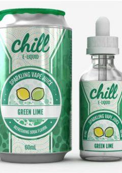 Chill-E-Liquid-Green-Lime