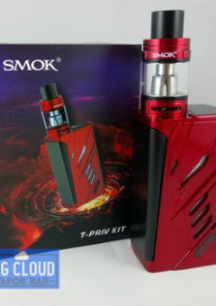 T-Priv Red big cloud