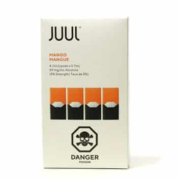 Mango Juul Pods 4/pk